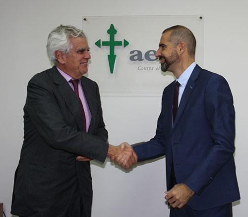 La AECC y la Federación ALCER firman un acuerdo de colaboración