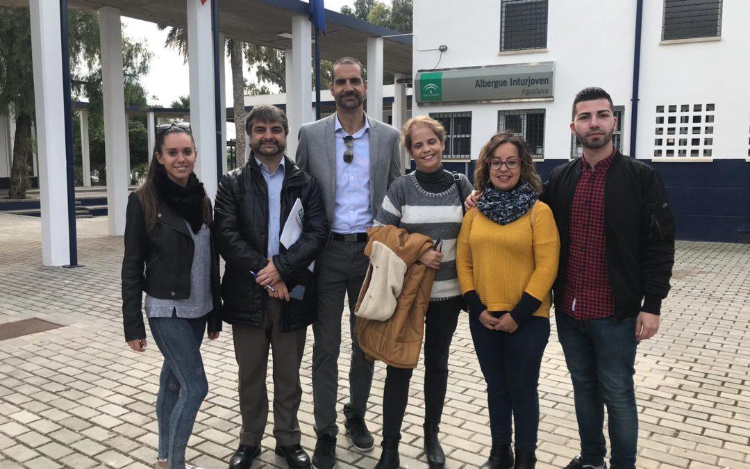 Comenzamos a preparar el Campamento CRECE: Almería 2019