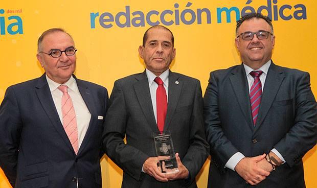 ALCER Las Palmas recoge uno de los premios a la Sanidad en Canarias
