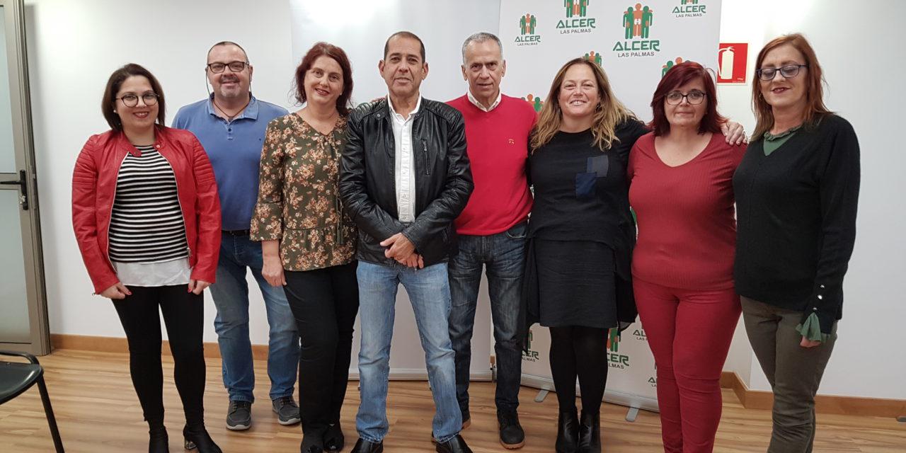 ALCER Las Palmas elige su nueva Junta Directiva