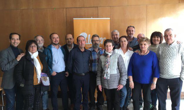 ALCER Navarra inaugura su sede en Tafalla