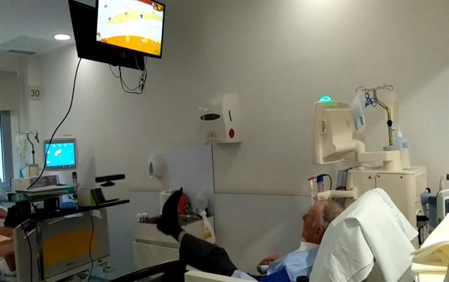 Un estudio demuestra que la realidad virtual mejora la calidad de vida de pacientes renales en hemodiálisis