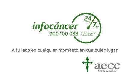 No descansamos contra el cáncer