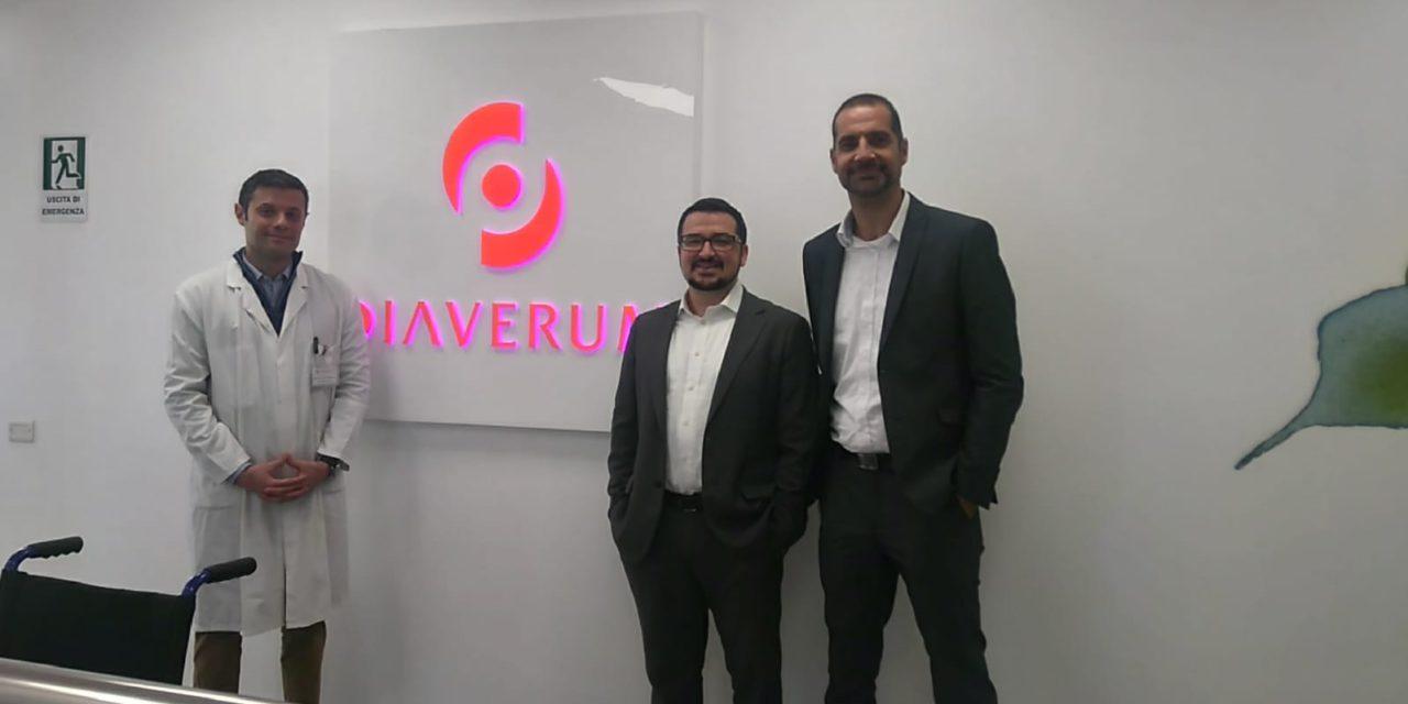 La Federación Nacional ALCER visita la clínica Diaverum  en Roma
