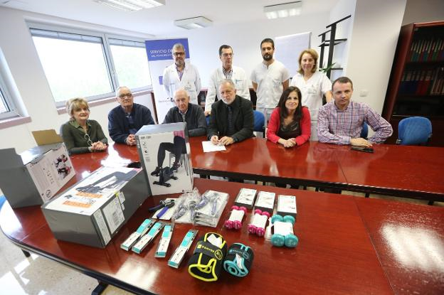 "Premio ""Territorios Solidarios"" para ALCER Asturias"