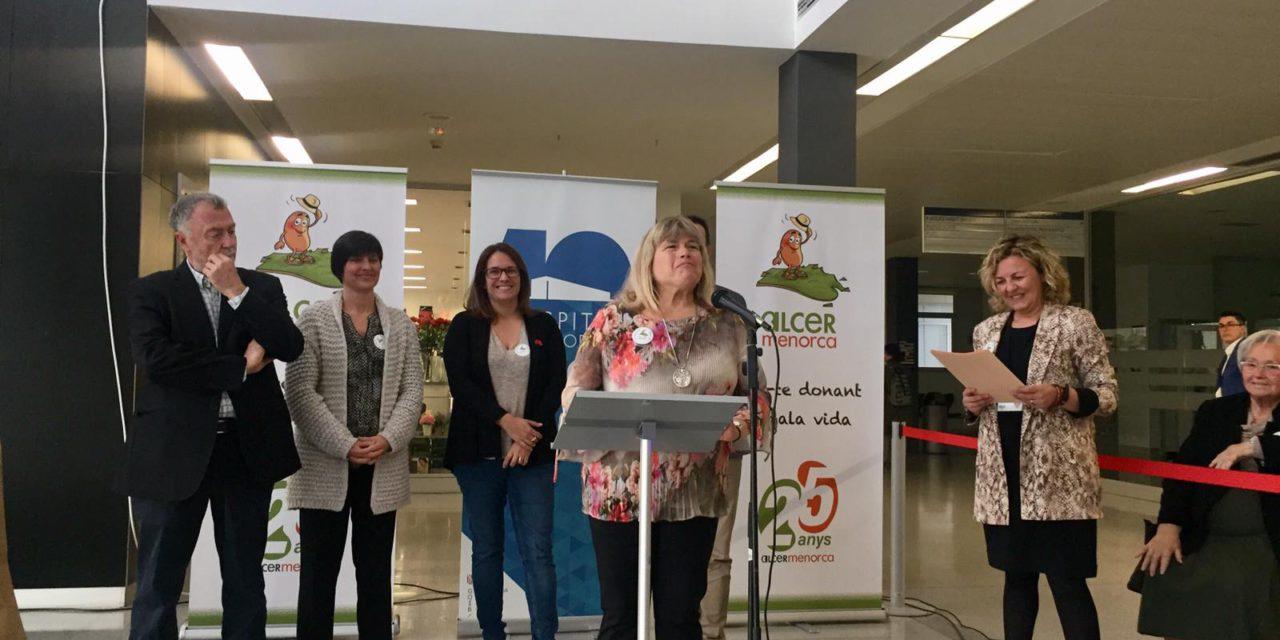 ALCER Menorca celebra el 25 aniversario de su Fundación