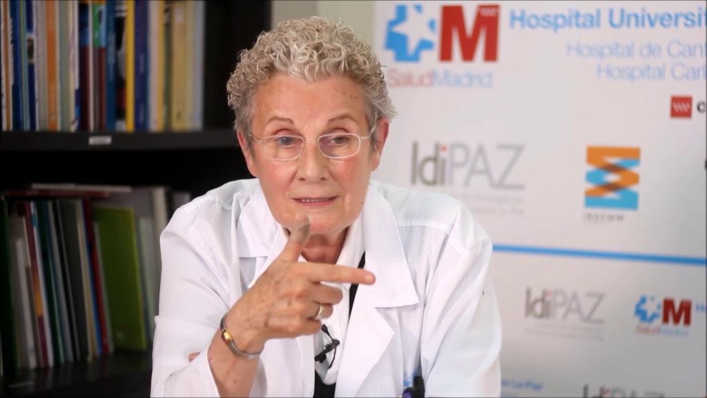 Paloma Jara recibe la Gran Cruz honorífica de la sanidad madrileña por su labor en la red de trasplantes pediátricos