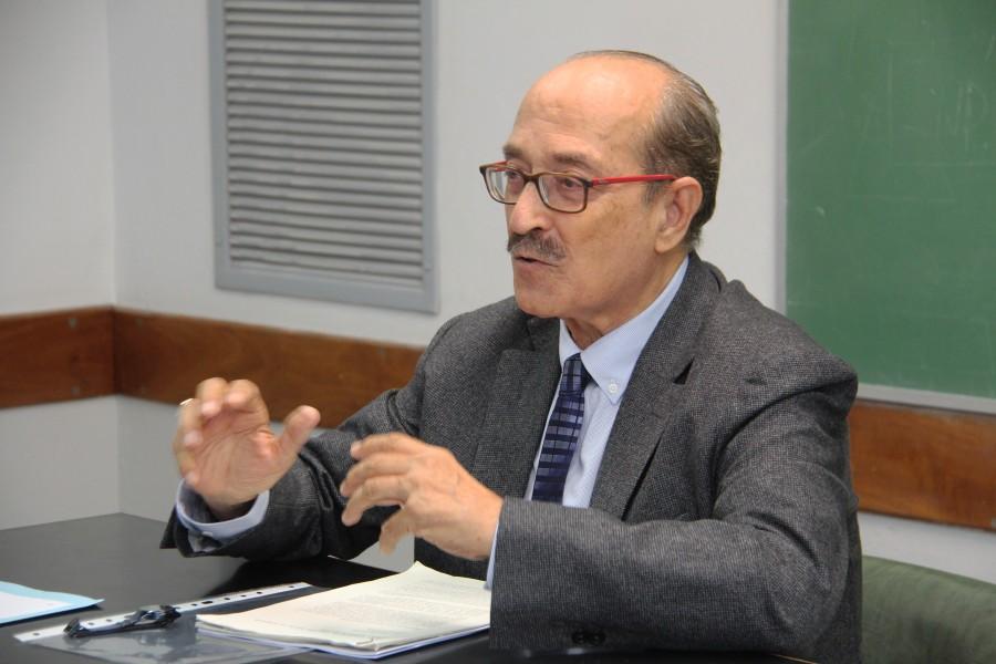 El Profesor Carlos Mª Romeo nombrado Presidente de Honor de ALCER