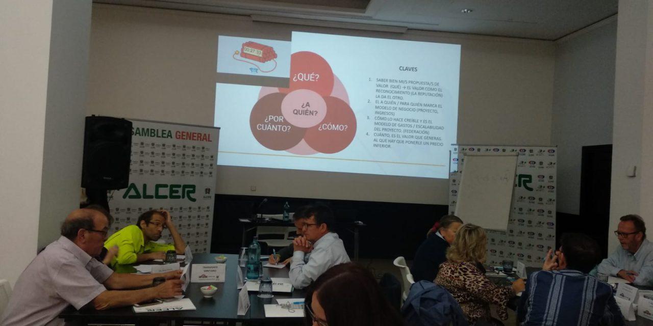 Crea, cambia, crece… formación a Directivos ALCER