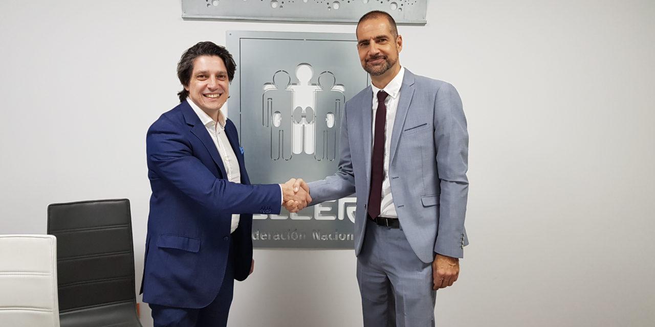 Convenio de ALCER y Fidelity para el asesoramiento jurídico a socios