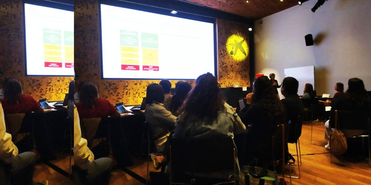 Los profesionales de ALCER se reunen en Madrid para asistir a dos nuevas sesiones formativas