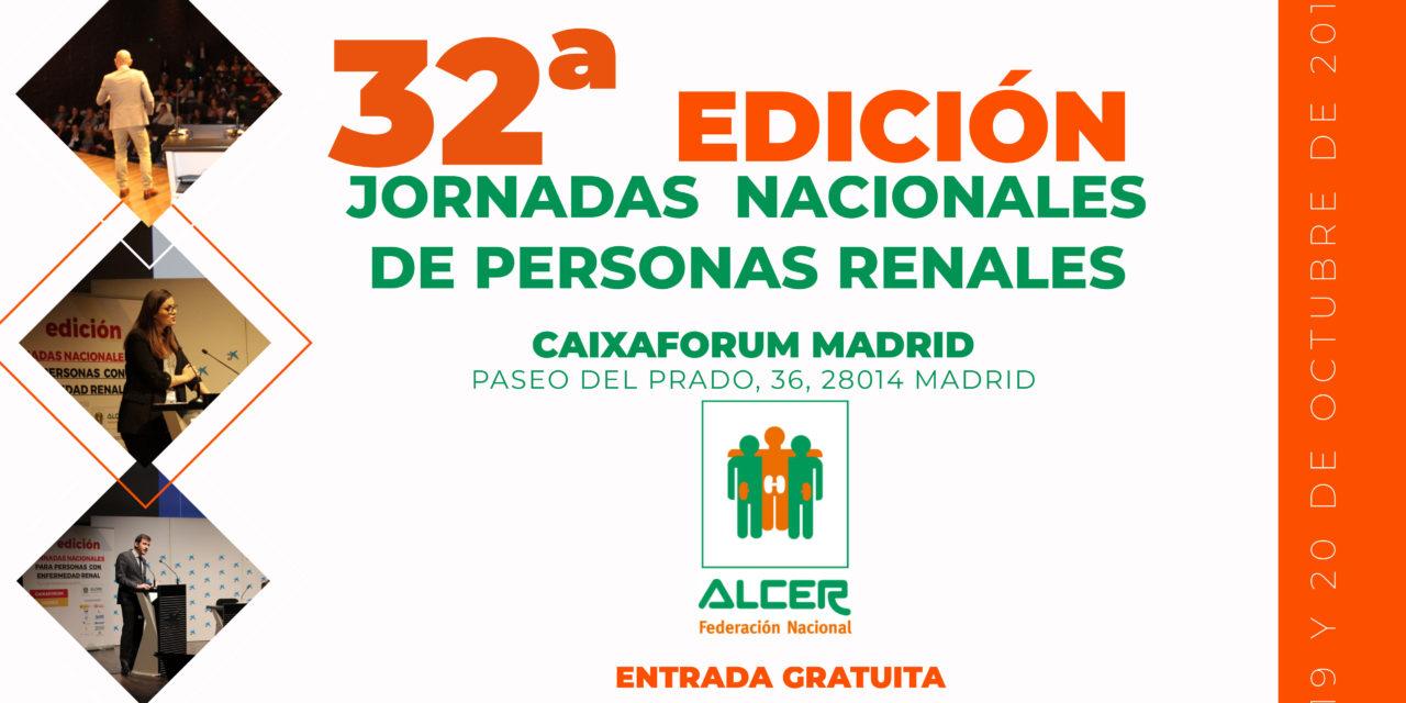 Jornadas Nacionales de Personas Renales