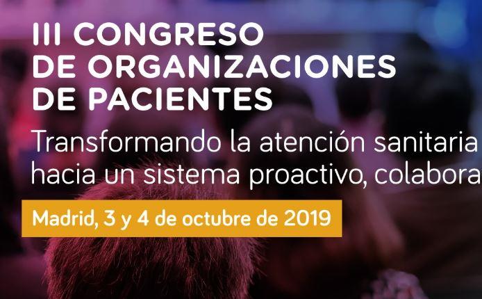 III Edición Congreso de Organizaciones de Pacientes