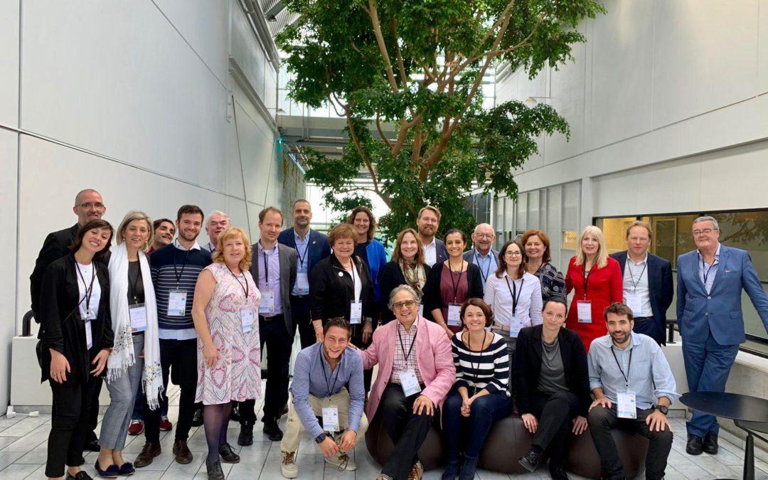 Reunión de Asociaciones Europeas de Personas Trasplantadas