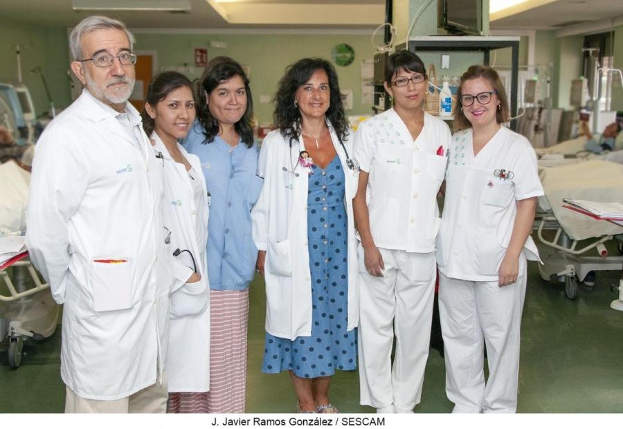 Nefrología del Hospital de Guadalajara participa en un estudio nacional sobre diálisis