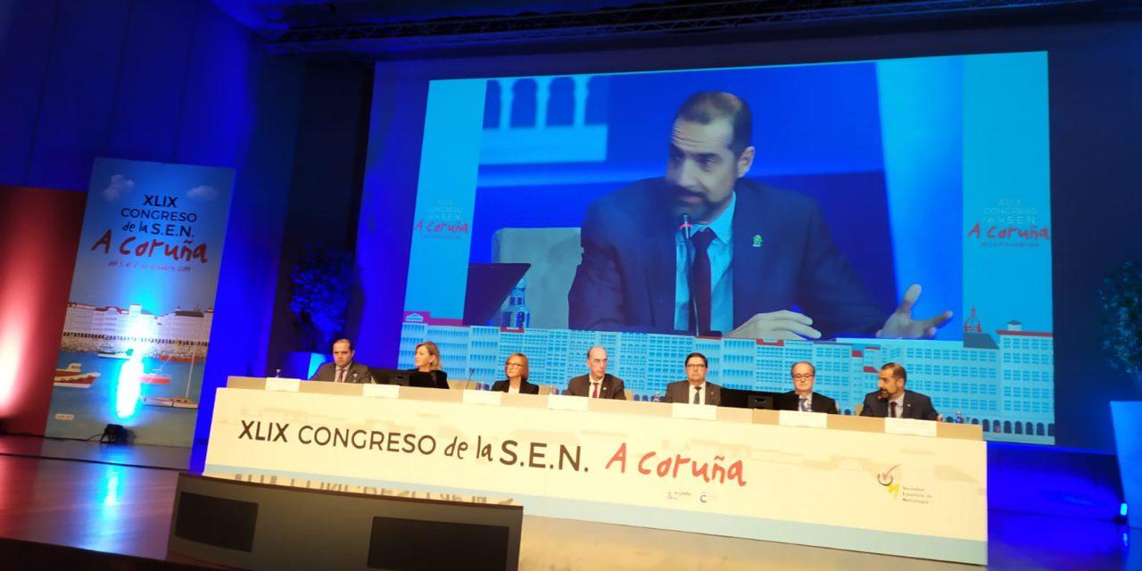 Finaliza el XLIX Congreso de la Sociedad Española de Nefrología 2019