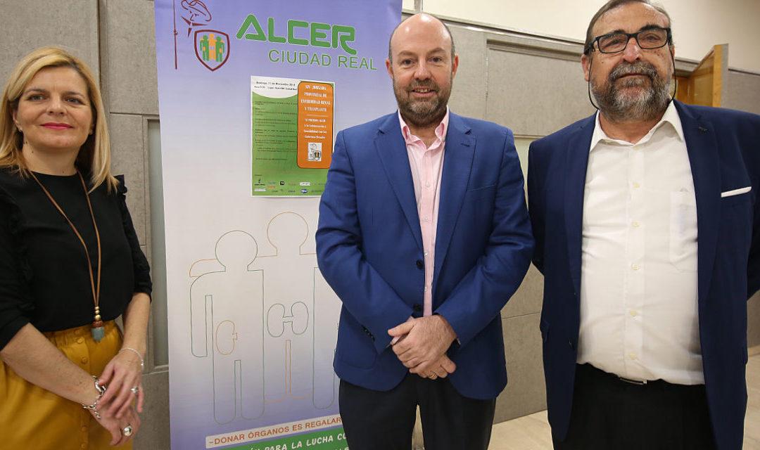 XV Jornadas Provinciales de Enfermedad Renal y Trasplante de ALCER Ciudad Real