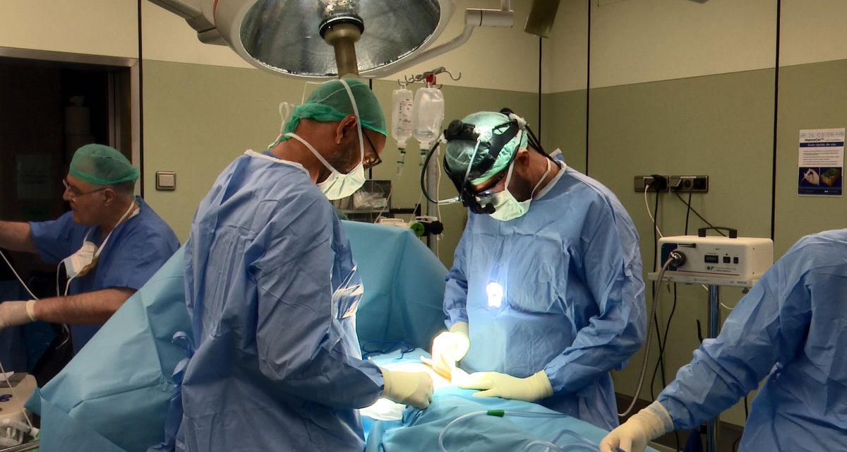 España e Italia realizan el segundo trasplante renal cruzado del sur de Europa