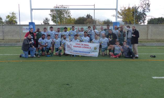 ALCER y Jaén Rugby unidos por la donación de órganos