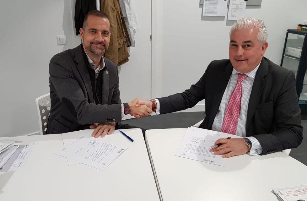 ALCER y AVERICUM firman su convenio de colaboración anual