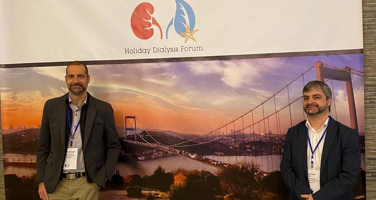 ALCER participa en el Congreso de Diálisis Vacacional Turquía 2020
