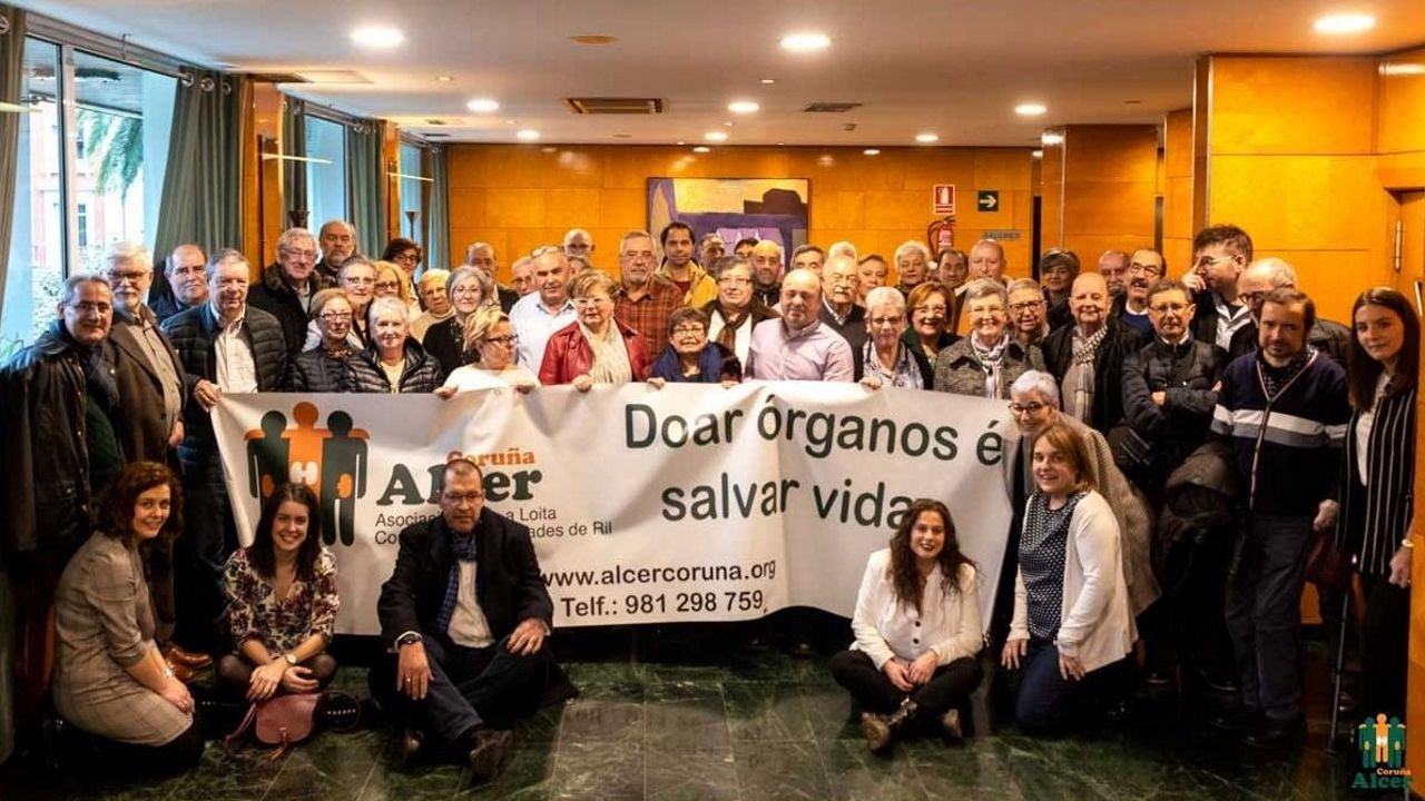 Asamblea de ALCER Coruña