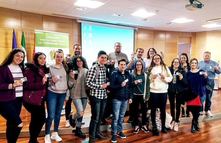 Alcer' impulsa la donación de órganos a través de UniRadio de Jaén