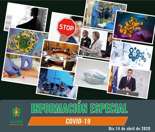 Información ALCER especial COVID-19