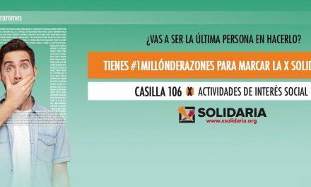 Tienes #1MILLÓNDERAZONES