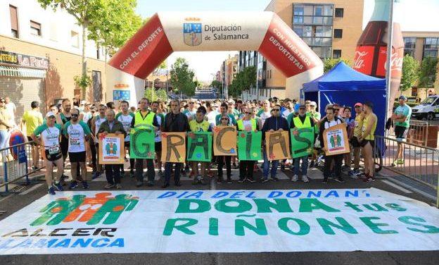 La Carrera Solidaria Virtual por la Donación de Órganos Memorial Carmelo Martín, el 7 de junio