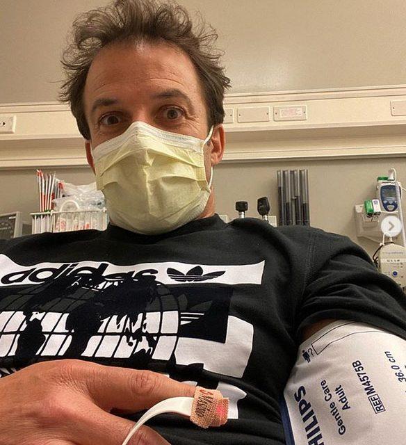 Alessandro Del Piero es hospitalizado por cálculos renales