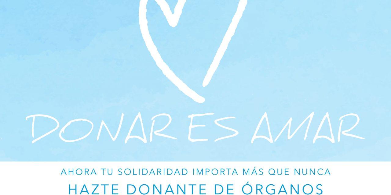 Donar es Amar: Ahora tu solidaridad importa más que nunca