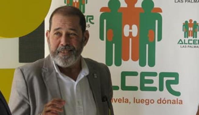 Fallece Alejandro Díaz secretario de Federación Nacional ALCER