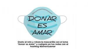 ALCER anima a sumarse al reto 'Donar es amar' en el Día Nacional del Donante de órganos