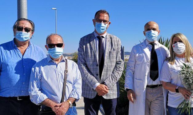ALCER Málaga y el Área Sanitaria Serranía realizan un homenaje a las personas donantes y sus familias