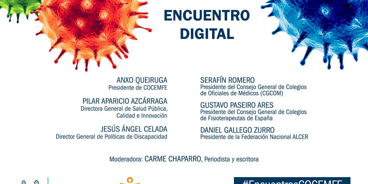Encuentro Digital: Salud, discapacidad y COVID-19