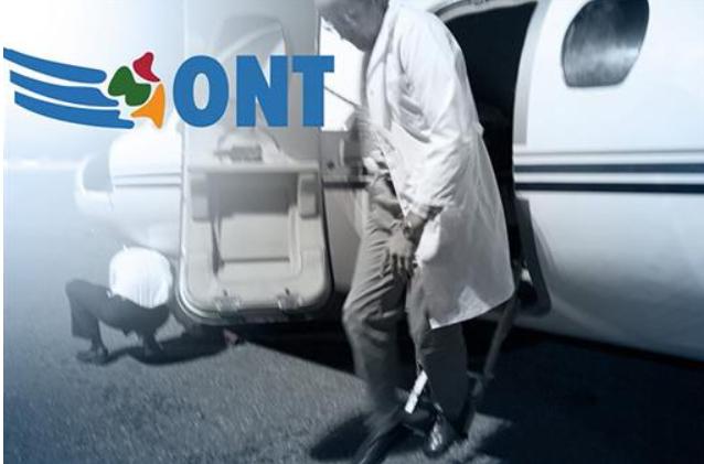 Uno de cada cinco órganos para trasplante que gestiona la Organización Nacional de Trasplantes viaja en avión