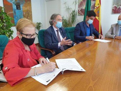 El Hospital San Cecilio y ALCER Granada impulsarán el voluntariado y la colaboración mutua