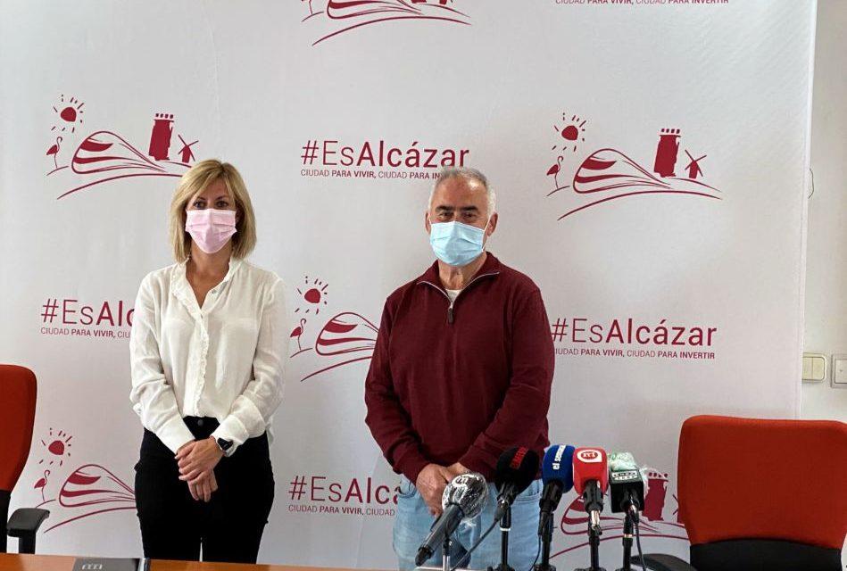 Ana Isabel Abengózar comunica a Alcer que el Hospital Mancha Centro contará con una Unidad de Hemodiálisis para agudos antes de finalizar el año
