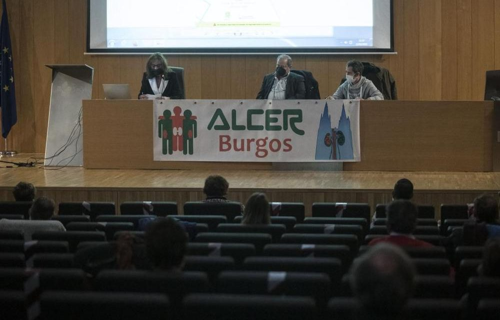 Un centenar de enfermos renales menos que en 2019 en Burgos