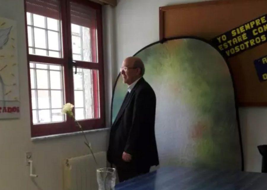 Fallece el padre carmelita Celso Prieto Bermejo