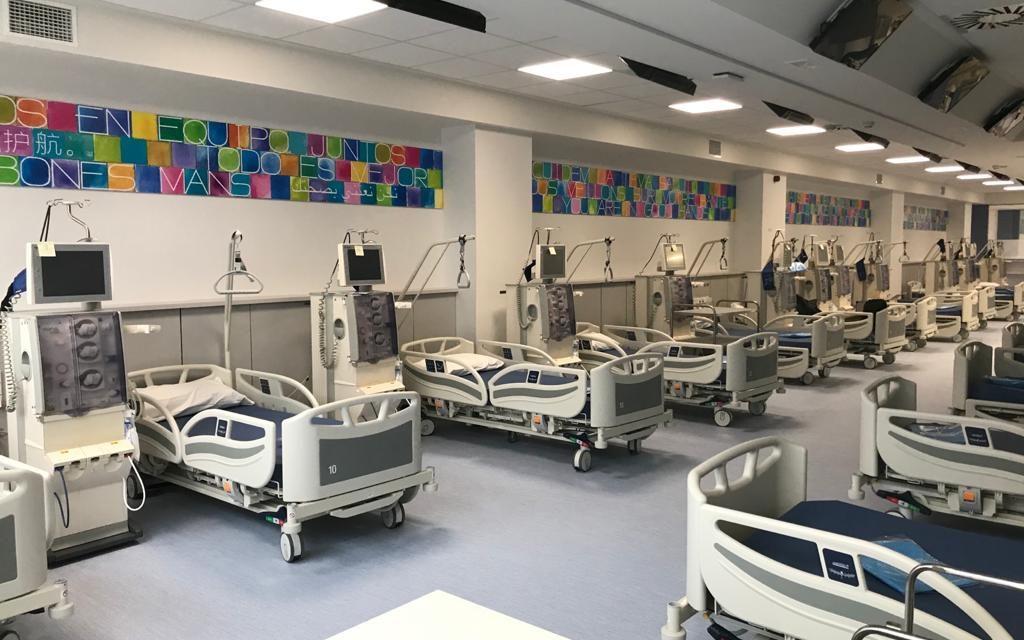 Fresenius Medical Care reafirma su presencia en Cataluña al abrir un nuevo centro de diálisis en Sant Boi de Llobregat