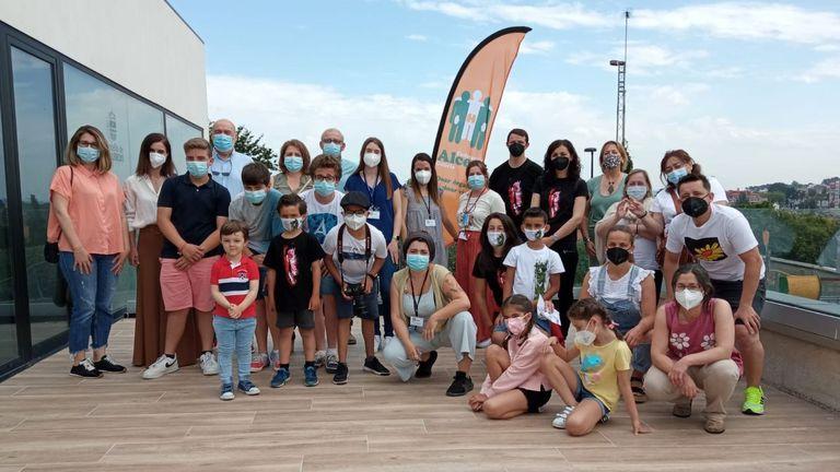 Alcer organizó una jornada de convivencia en Culleredo con pacientes renales, familiares y especialistas en estas patologías