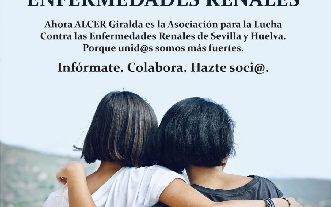 ALCER Giralda se extiende a Huelva para ayudar a enfermos renales