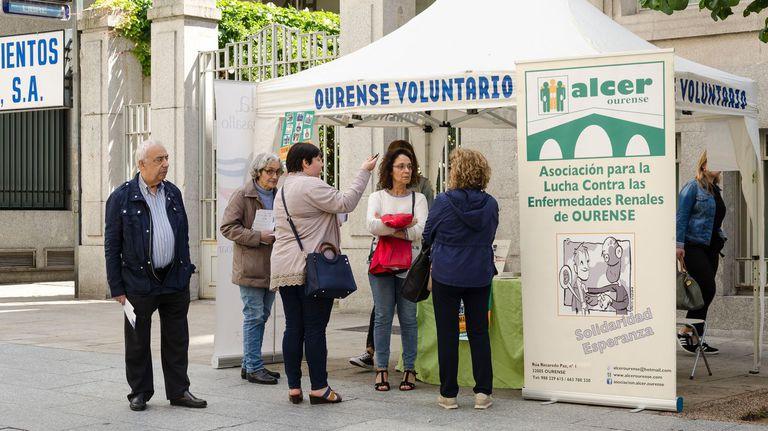 La asociación Alcer, de enfermos renales, recibe 3.000 euros para sus programas