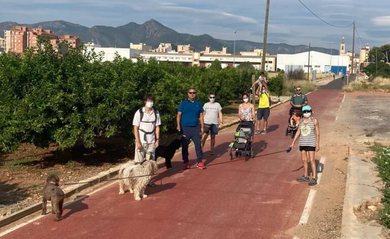 Más de 550 personas se han beneficiado este año del proyecto 'ActivALCER' de promoción de la actividad física